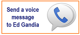 Send a Voicemail to Ed Gandia