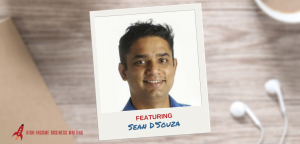 #125: Sean D'Souza on Why You Should Write Sales Pages and Articles from the Bottom Up