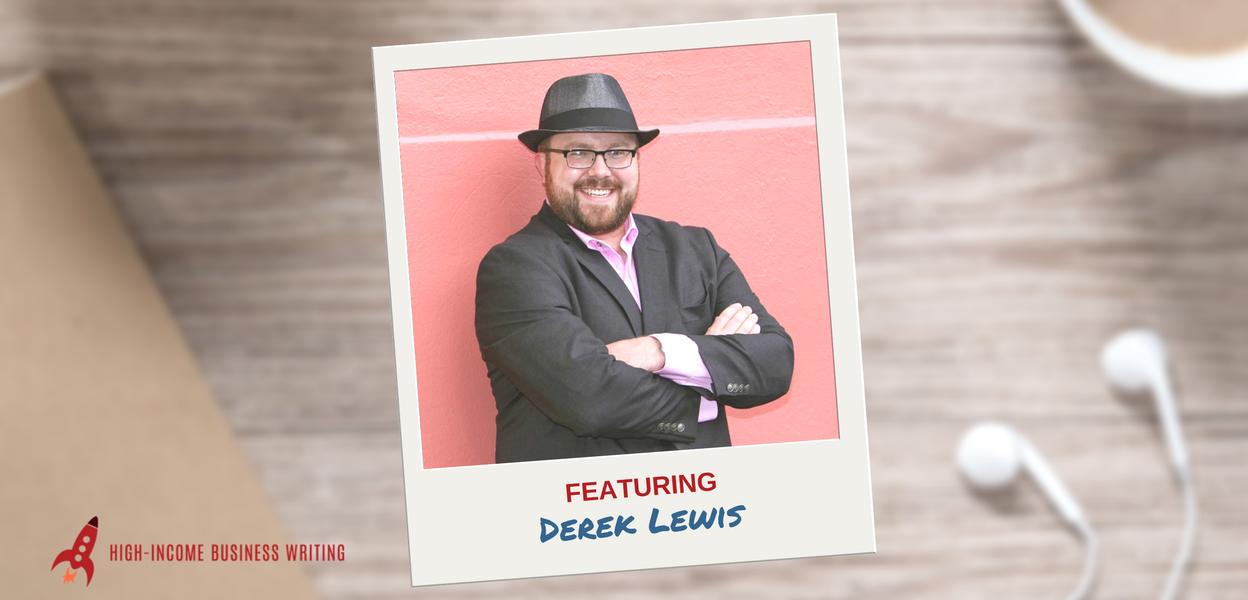 Derek Lewis Ghostwriter [image]