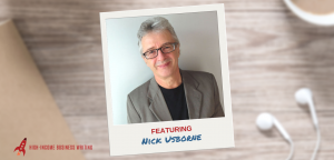 #145: Conversational Copywriting with Nick Usborne