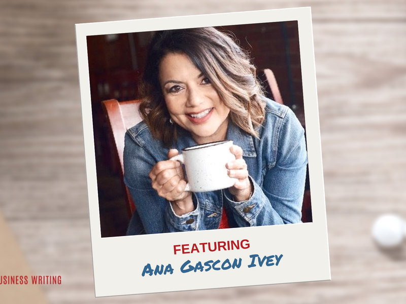 #148: How Ana Lands Clients and New Opportunities with Her Own Lead Magnet