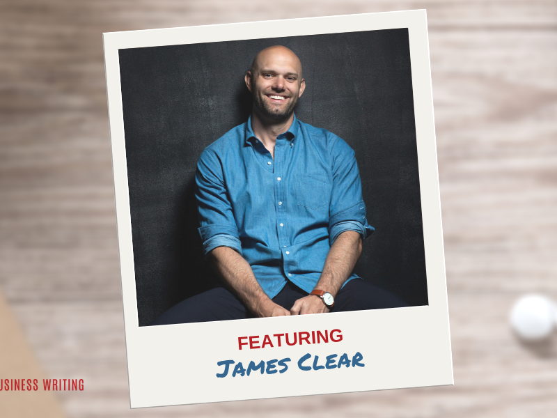 #163: James Clear on an Easier Way to Build Good Habits as a Freelancer